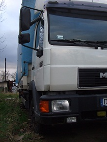 Professional truck transport in Poland